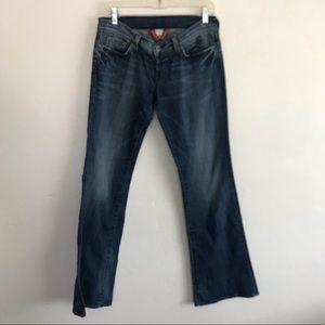Lucky Brand Lil Maggie Short Inseam Jeans 6/28